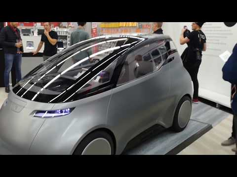 New Small Electric Car Better Than Tesla? - Uniti Electric Car Made In Sweden