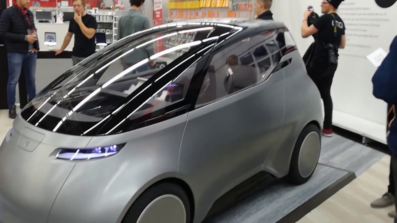 New Small Electric Car Better Than Tesla Uniti Electric