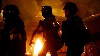 شاهد.. اشتباكات في البرازيل ضد مقترح حكومي للتقشف