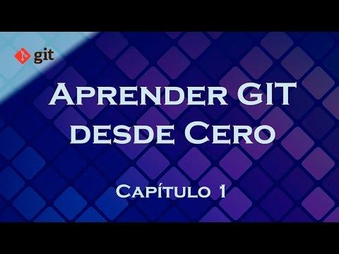 Aprende GIT desde Cero