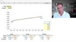 Fixed Income: Twists are steepening or flattening of the yield curve (FRM T4-23)