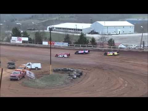 I-77 Speedway Steel Block Heat 3-25-17