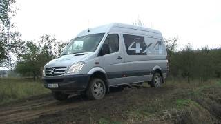 Mercedes-Benz Sprinter 4x4(, 2011-01-13T03:00:29.000Z)