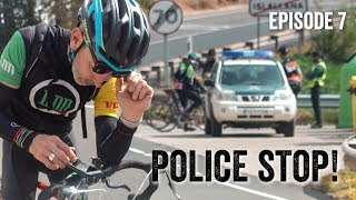 STOPPED BY POLICE FOR... - London2Africa Episode 7