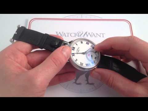Chopard L.U.C. Louis-Ulysse The Tribute Luxury Watch Review