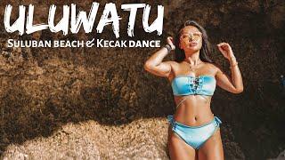 ULUWATU: Rolling Fork, Suluban Beach & Kecak Dance