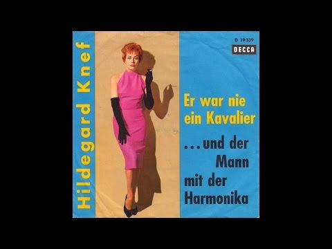 Hildegard Knef - ... und der Mann mit der Harmonika