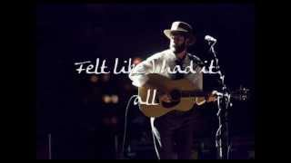 Ray LaMontagne-Gone Away from Me (lyrics video)