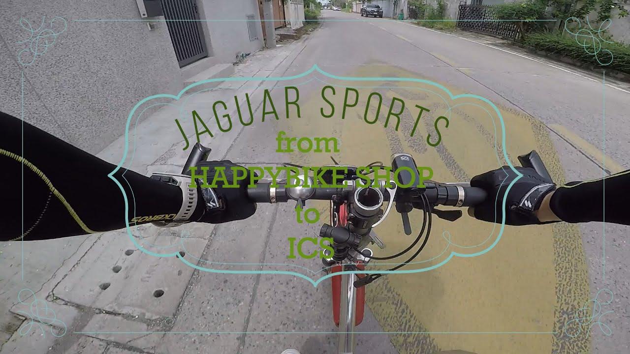 from HAPPYBIKE SHOP to ICS --- JAGUAR SPORTS ---