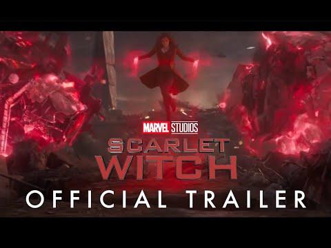 Marvel Studios' Scarlet Witch - Trailer 2 (Dark Pheonix Style)