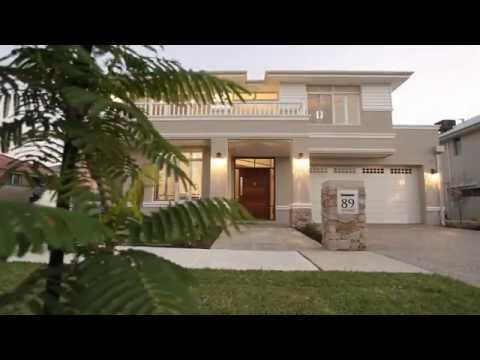 Hampton Style Home Perth | Custom Home Design | Perth Home Builders