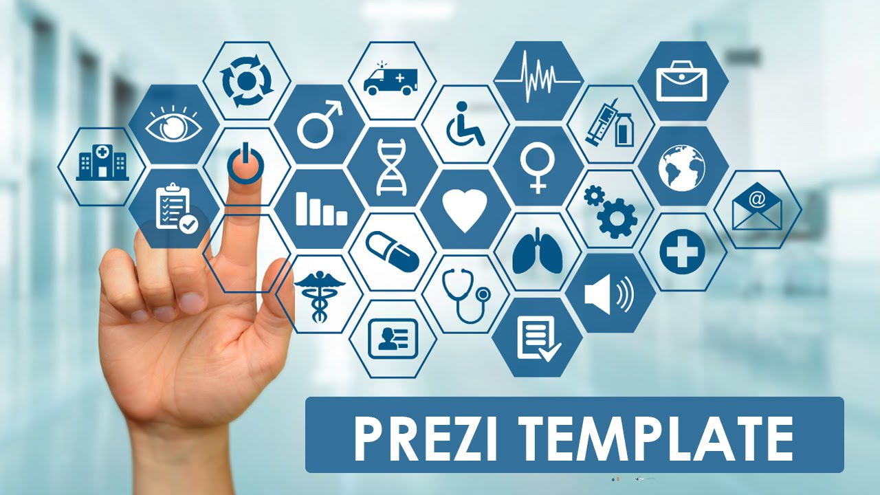powerpoint templates like prezi - medical prezi template youtube