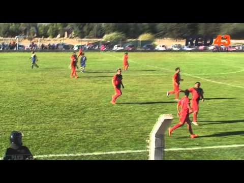 Segundo Gol de Fontana de Trevelin a Belgrano