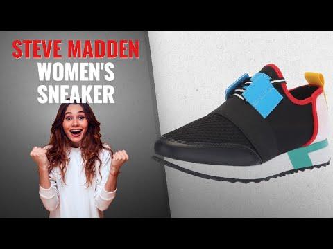 Steve Madden Women's Antics Sneaker [2019] | Hot Fashion Trends