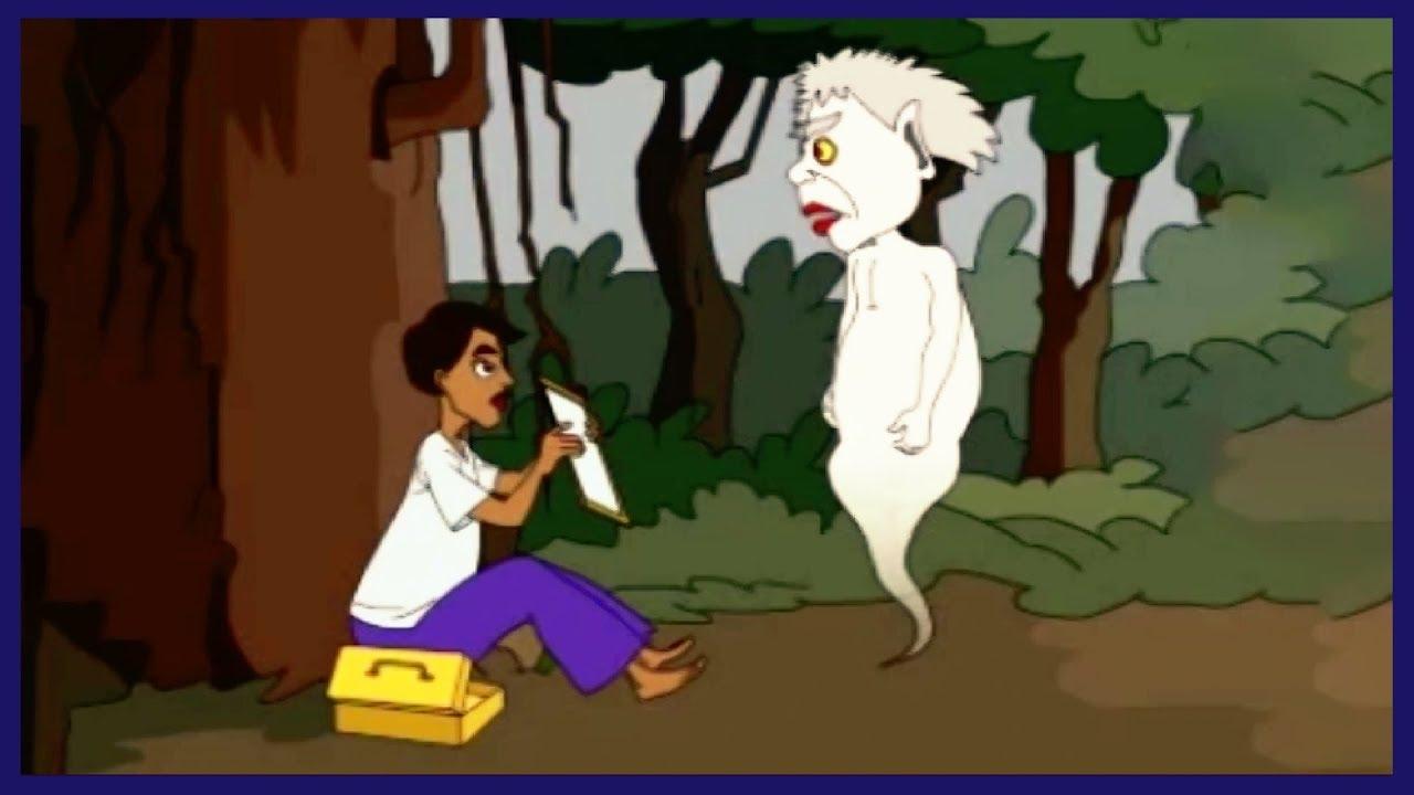 Download Thakurmar Jhuli | Bitu Bhoot | Bengali Stories For Children | Thakurmar Jhuli Cartoon