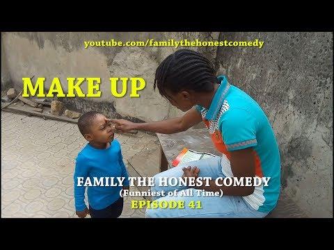 MAKE UP Funniest (Emmanuella & Marvelous) Family The Honest Comedy