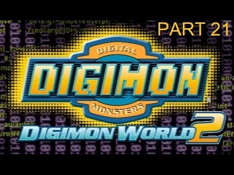Lost In Confusion | Digimon World 2 | Part 21