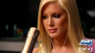 Heidi Montag Walks Us Through Her Surgeries | Interview | On Air With Ryan Seacrest