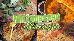 5 Mittagessen Rezepte 🍲🥘für die ganze Familie 👨👩👧👧 | DIANA DIAMANTA