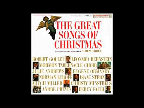 The Great Songs Of Christmas Album Three. Goodyear. 1963