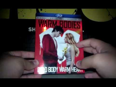 Download Warm Bodies - Blu-Ray Unboxing