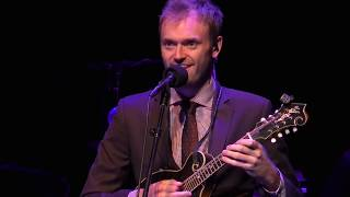 """Chris Thile and the band play Little Barrie's """"Pin That Badge"""" on o..."""