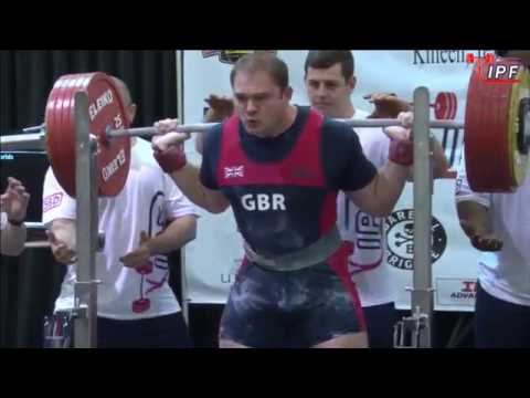 Men Open, 120 kg - World Classic Powerlifting Championships 2016