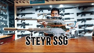 The Evolution of the Steyr SSG - SPB Review