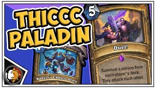 Hearthstone: BIG THICCC Paladin - Saviors Of Uldum