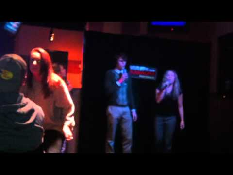 Karaoke at milanos UD