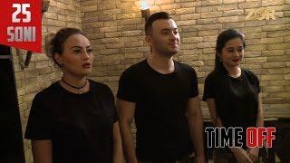 Time OFF 25-soni - Farhod va Shirin, Shahlo Tosheva (10.10.2017)