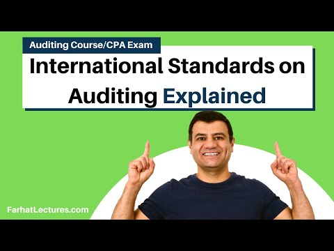 International Standards on Auditing (ISAs)   Auditing and Attestation   CPA Exam   10