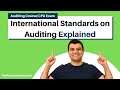International Standards on Auditing (ISAs) | Auditing and Attestation | CPA Exam | 10