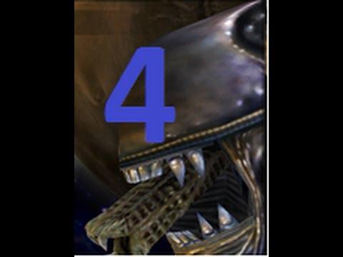Aliens Vs Predator 2 (Alien) Walkthrough Part 4 HD (No commentary) |