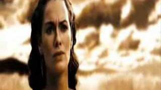300 Movie - The Death of Leonidas and Unique Bulgarian Song