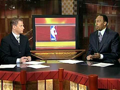 ESPN Stephen A. Smith On Kwame Brown For Pau Gasol Trade