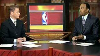 ESPN Stephen A. Smith on Kwame Brown for Pau Gasol Trade thumbnail