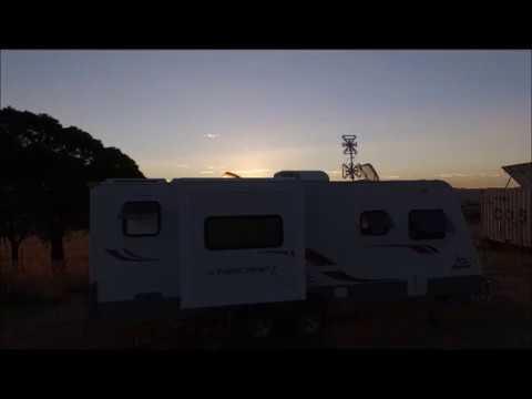 Sunset at Lake Bathurst   NSW   Australia