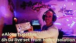 Chris Liebing #alonetogether DJ Live Stream  March 21st 2020 (new stereo upload)