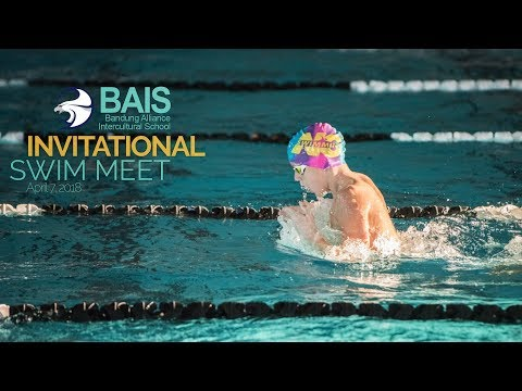 BAIS Swim Invitation - April 2018
