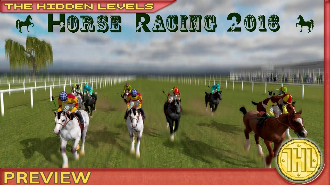 Horse Racing 2016 Preview And Gameplay Xbox One Youtube