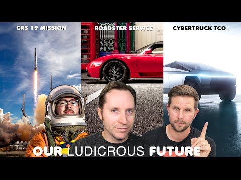 Tesla Cybertruck's True Cost, Old Roadsters New Service, And SpaceX Anniversary - Ep 62