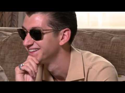 Arctic Monkeys' Alex Turner on new album AM 'I want to sound like 50 Cent's In Da Club'