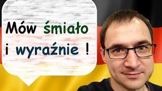 Mów śmiało i wyraźnie - język niemiecki - gerlic.pl
