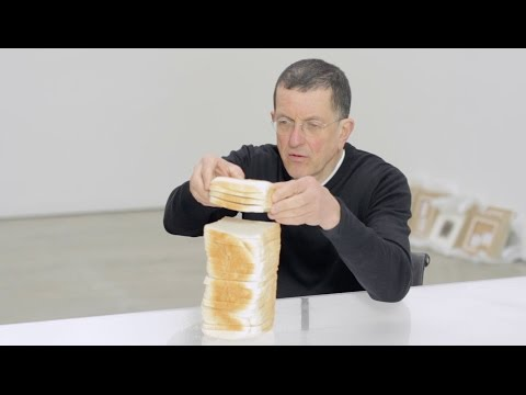 Antony Gormley: Breaking Bread | TateShots