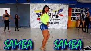 Baixar Tutorial Samba | Como Bailar Samba | Clases De Samba - Por Endrina Flores