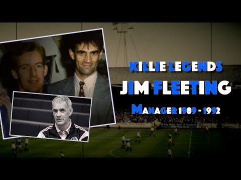 Killie Legends -Jim Fleeting