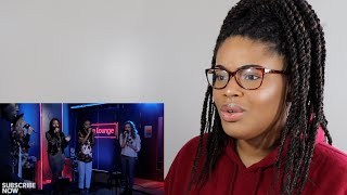 Little Mix - Holy Grail/Couting Stars/Smells Like Teen Spirit in the Live Lounge // REACTION!!!