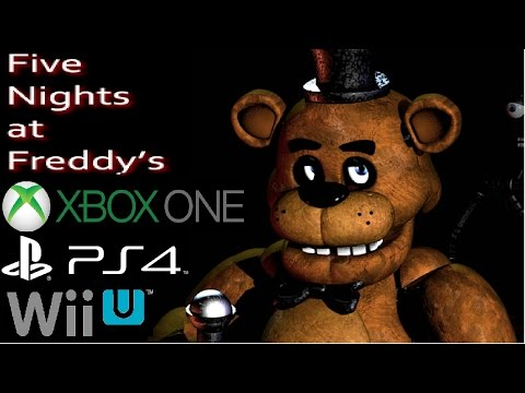 Five Nights at Freddy's in Talks About Being Ported to Consoles