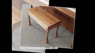 Adjustable Piano Bench - Play The Piano In Style
